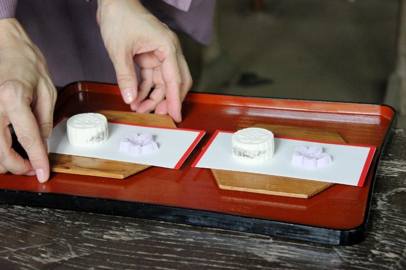 Japanese Tea Ceremony at Happo-en in Tokyo
