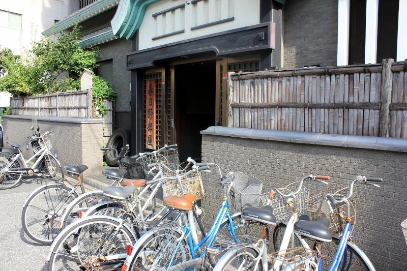 Tokyo Sumo Stable