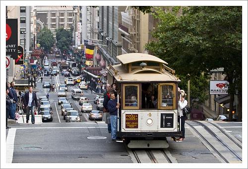 Ride a San Francisco Cabe Car