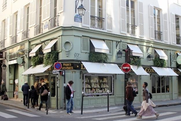 Laduree Macarons in Paris