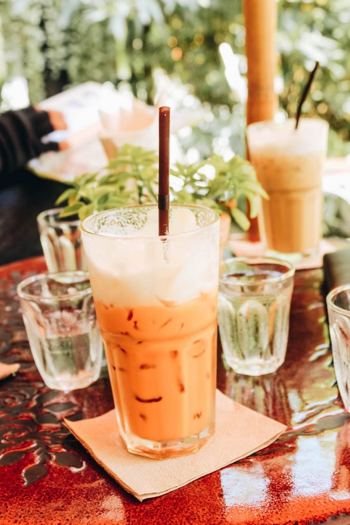Things to do in Chiang Mai: Drink. Thai Iced Tea