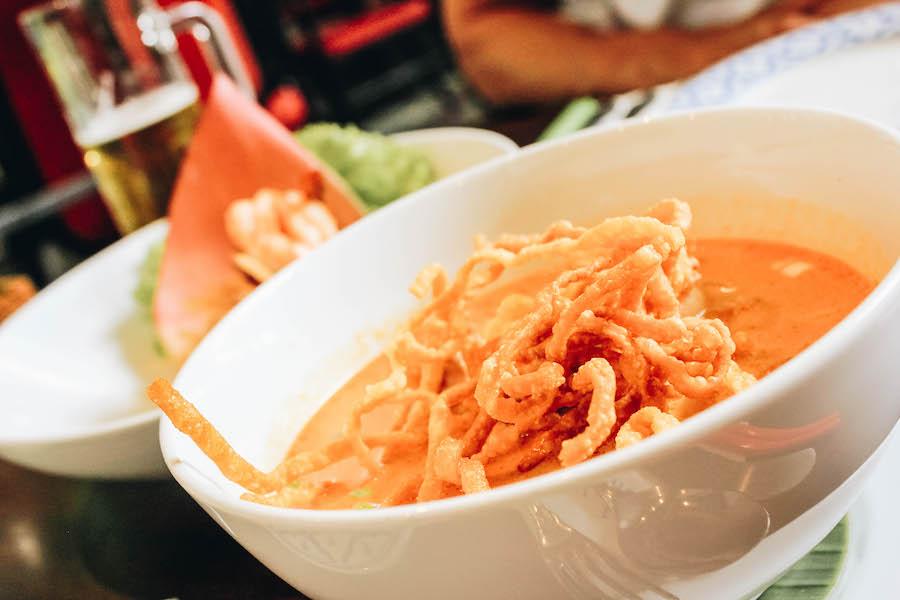 Traditional Chiang Mai Khao Soi