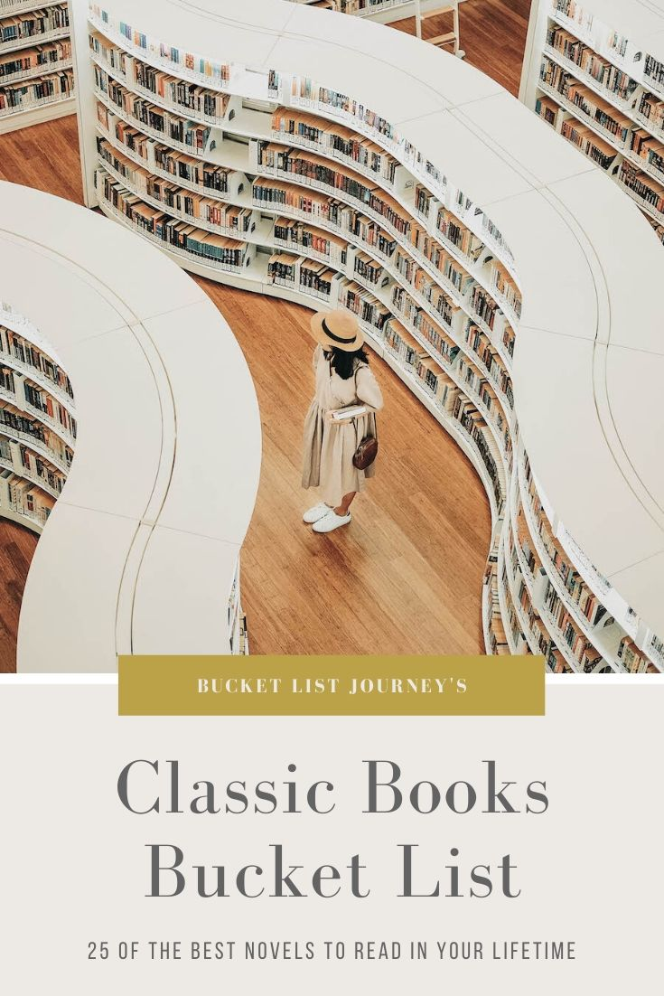 Must-Read Classic Books + 12 Free Novels to Download
