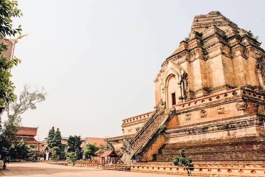 Chiang Mai Must See: Wat Chedi Luang