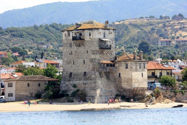 Mount Athos Byzantine Monasteries