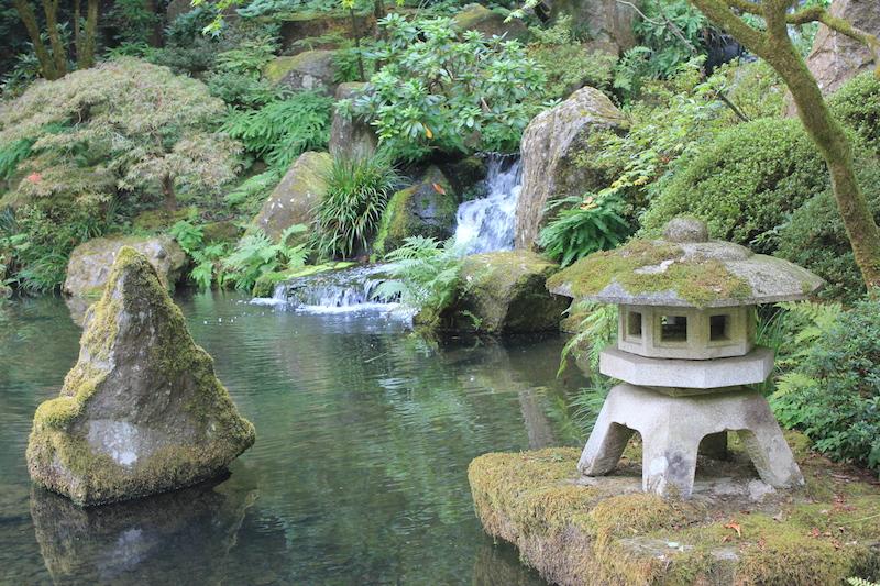 FunThings to do in Portland Oregon: Japanese Garden Portland