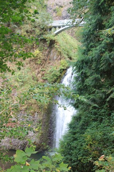 FunThings to do in Portland Oregon: Multnomah Falls Portland