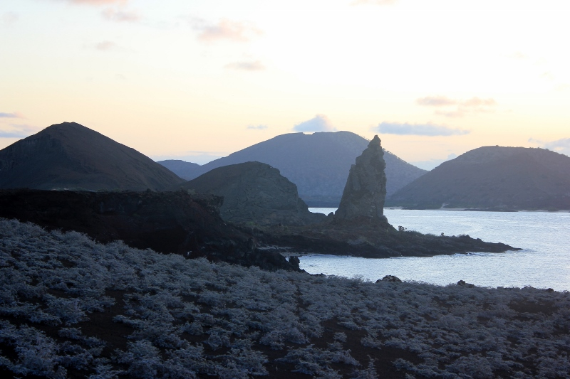 Galapagos Bartolome Island View