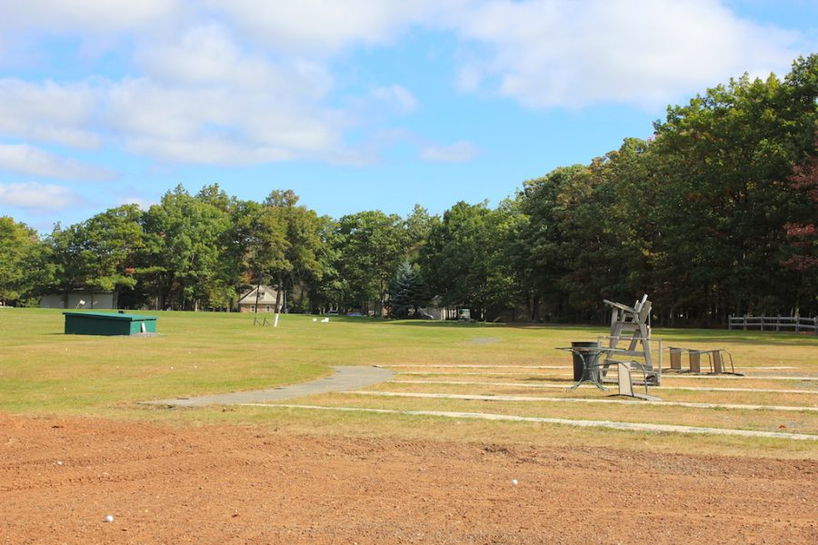 Skeet Shooting Site at Pocono Mountains, Pennsylvania