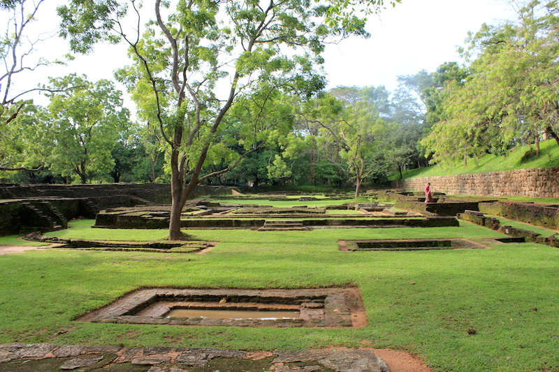 Sigiriya Gardens: Ultimate Travel Bucket List: 50 Best Experiences & Must See Destinations