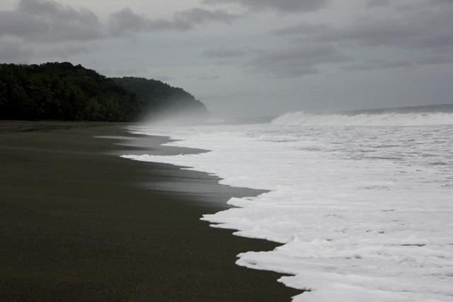 Osa Peninsula, Costa Rica ocean