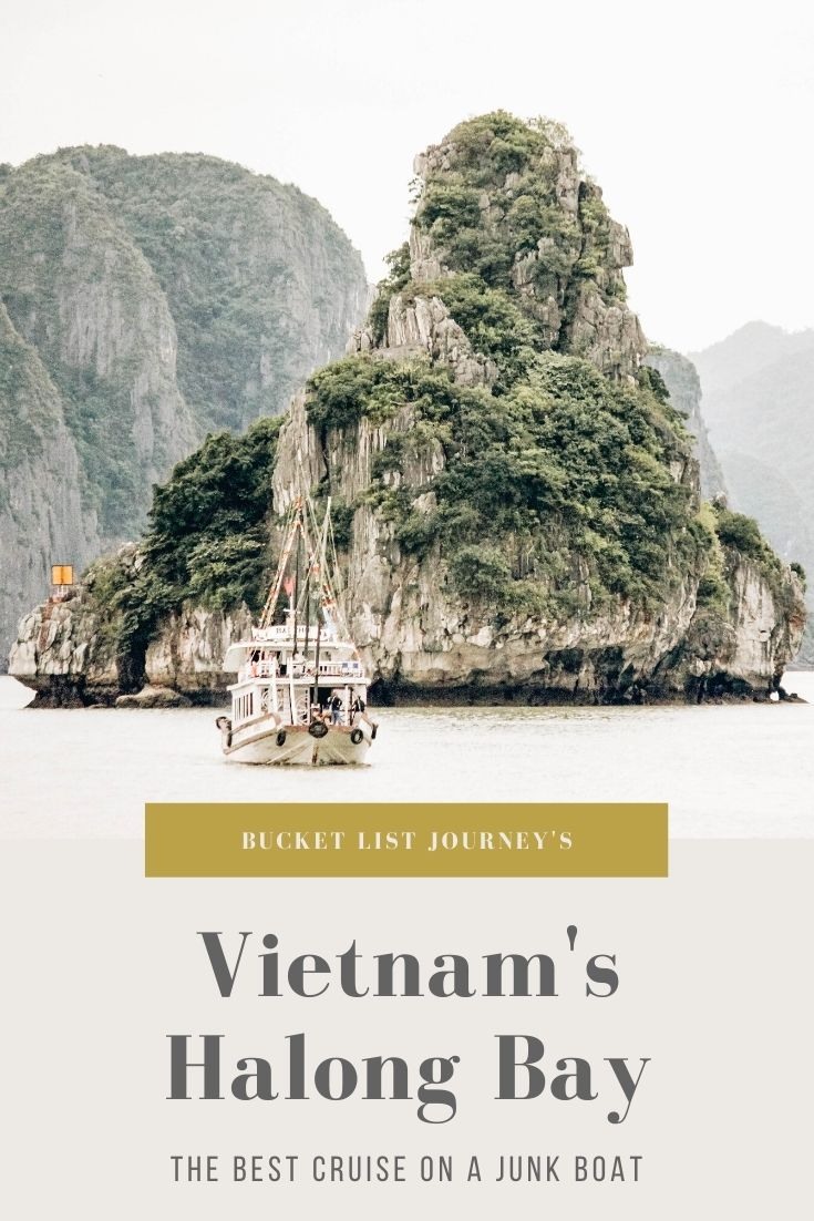 Halong Bay Day Trip: The Best Vietnam Junk Boat Cruise