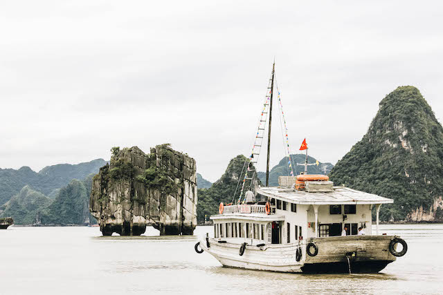 Halong Bay Day Trip Cruise