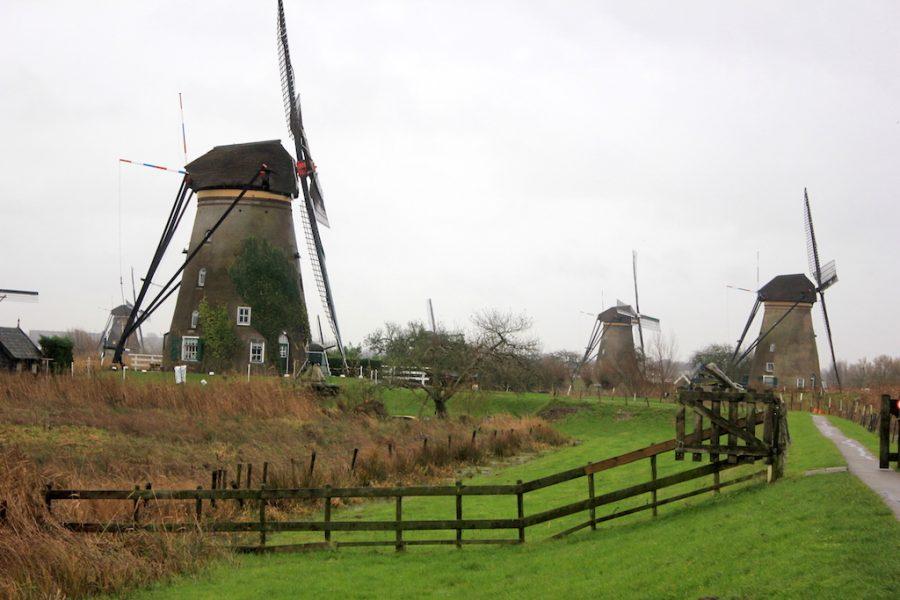 Kinderdijk Windmills in Netherlands: Top Historical Places: 10 UNESCO World Heritage Sites Around the World