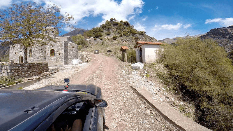 Tripology Jeep Adventure in Greece
