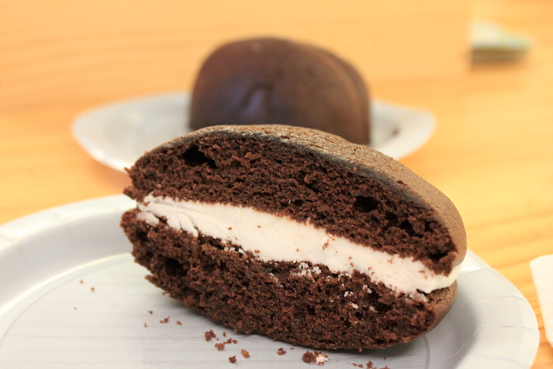The Whoopie Pie at HB Provisions in Kennebunkport Maine