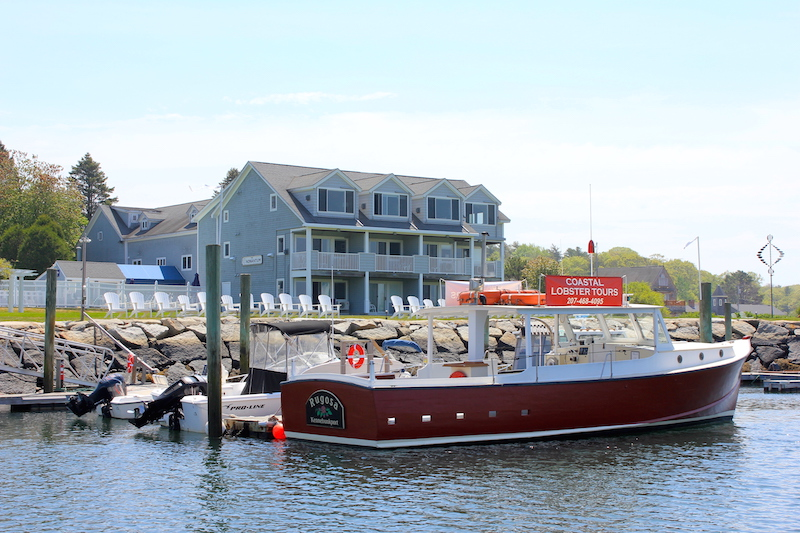 Lobster Tour at Kennebunkport maine