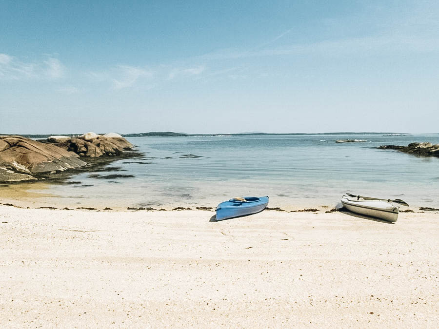 Kayak for a day out to Cape Porpoise Lighthouse