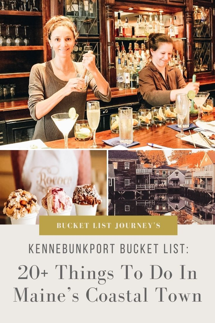 The Best Things To Do in Kennebunkport Maine