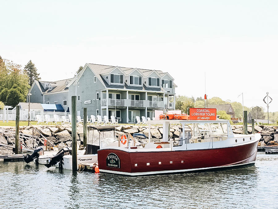 Take a Lobster Boat Cruise