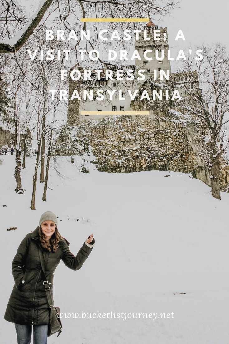 Pinterest Cover 1 for Bran Castle post