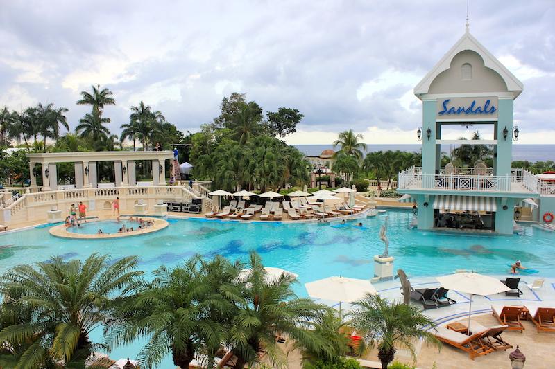 Sandals Ochi Resort in Ochos Rios Jamaica