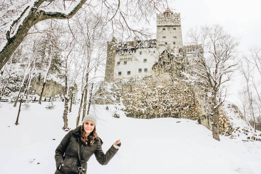 Bran Castle: A Visit to Dracula's Fortress in Transylvania