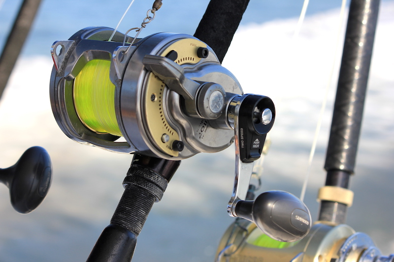 Sailfishing Reel in Guatemala