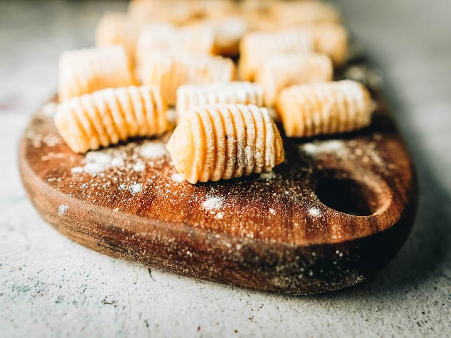 Homemade Gnocchi Pasta
