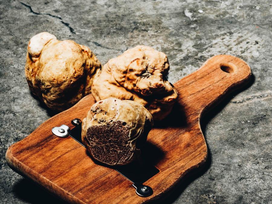 The Italian delicacy: truffle