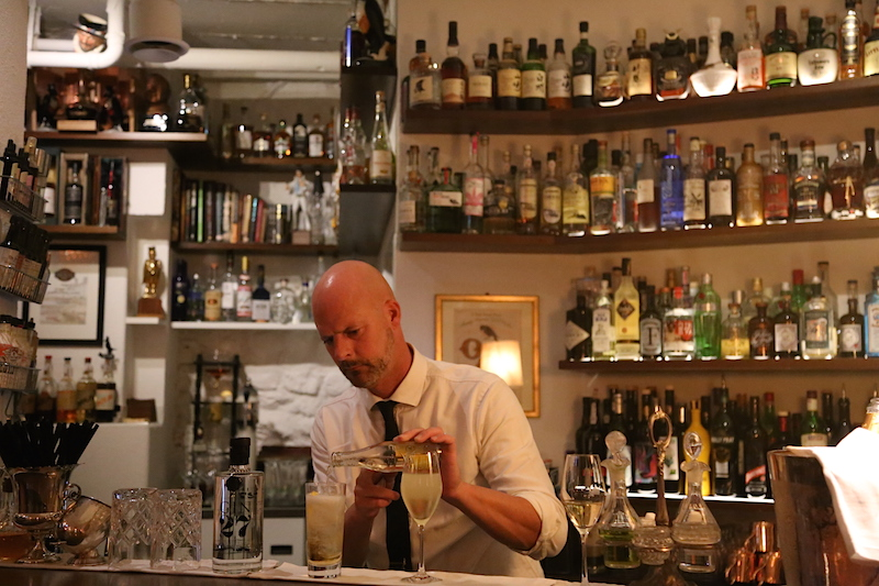 Zurich Things to Do: Drink at Old Crow bar in Old Town