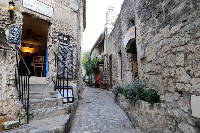 Les Baux South of France