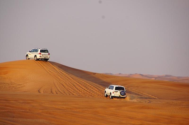 Jeep Safari in Dubai