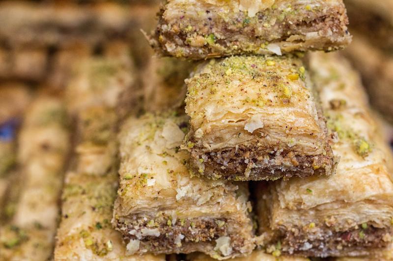Traditional Greek Food: Baklava