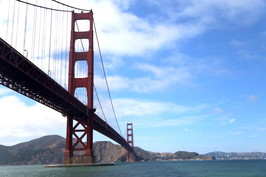 San Francisco Golden Gate 5k Run