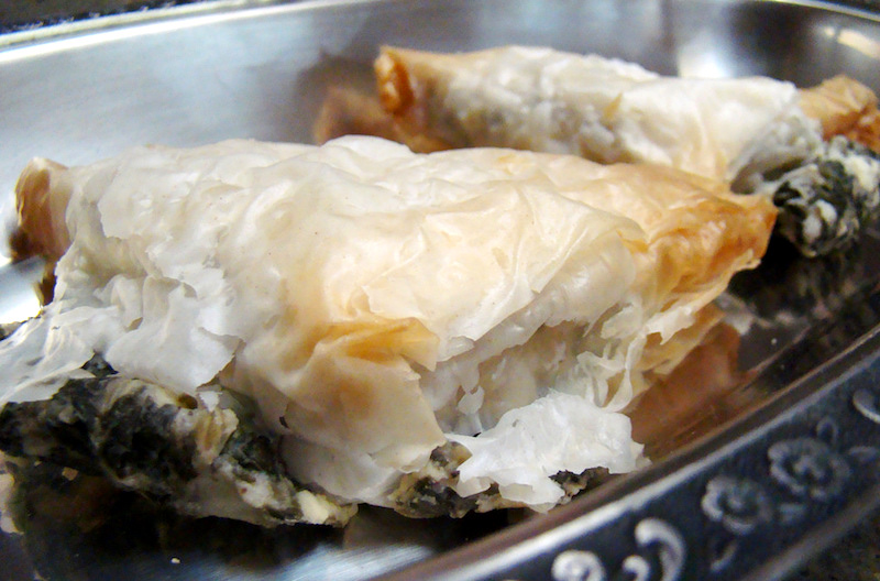 Spanikopita - Traditional Greek Food