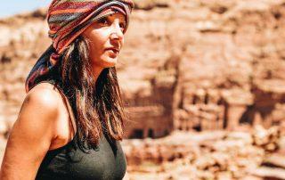 Annette on Petra Jordan