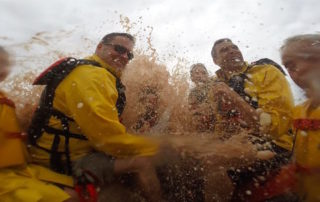 Tidal Bore Rafting: Bay of Fundy, Nova Scotia