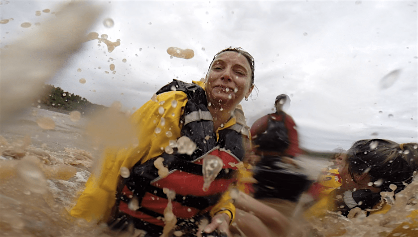 A Nova Scotia Adventure: Tidal Bore Rafting the Bay of Fundy Tides
