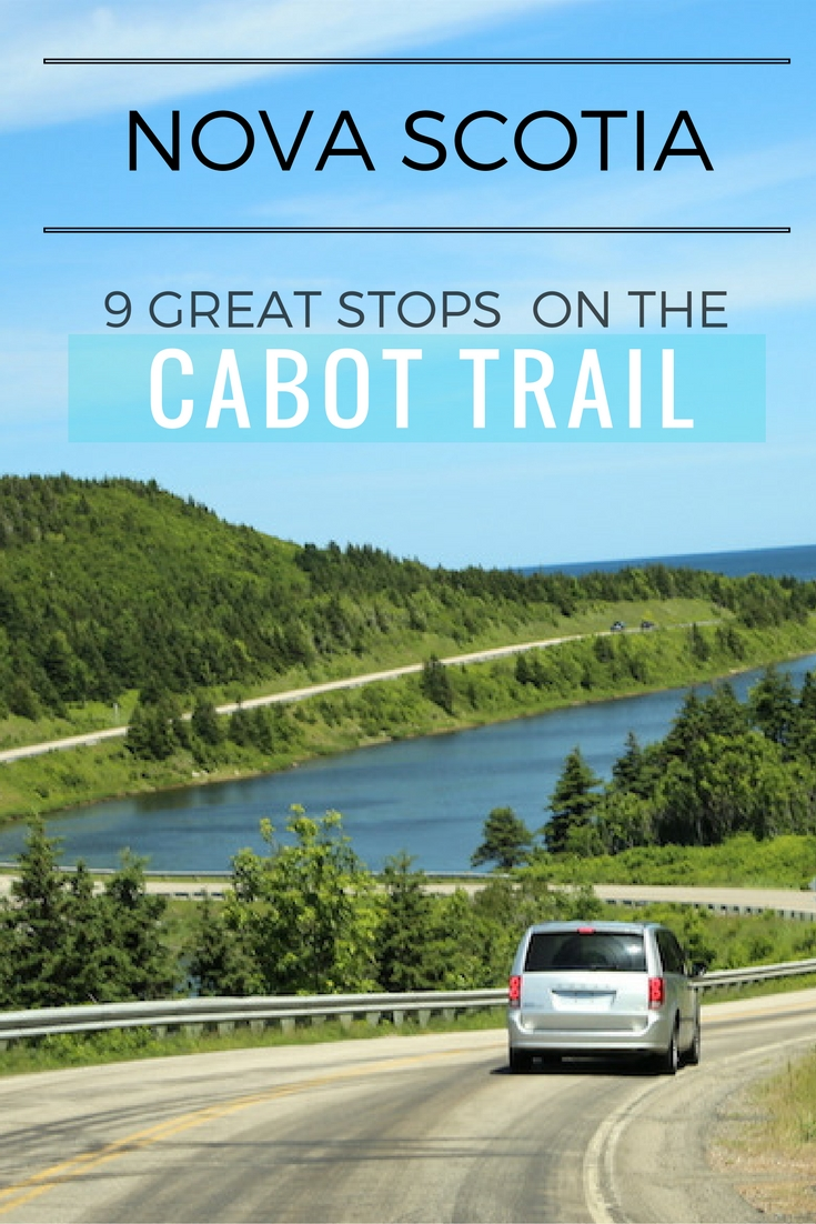 Canada's Cape Breton Island: 9 Best Stops While Driving the Cabot Trail in Nova Scotia | Activities, Hiking, Restaurants, Fun