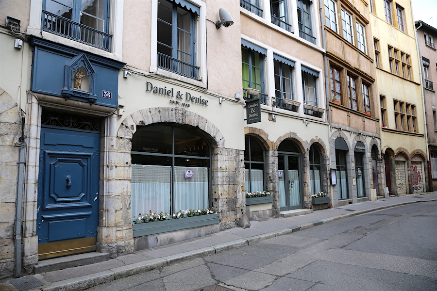 Daniel & Denise in Lyon, France
