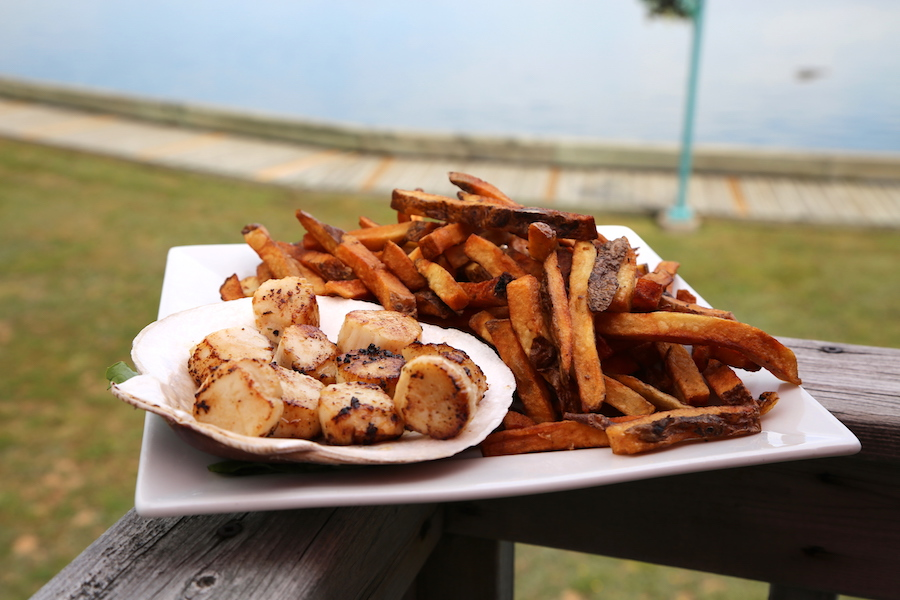 Eat Digby Scallops in Digby: Nova Scotia Bucket List: 20 of the Best Things To Do When You Visit
