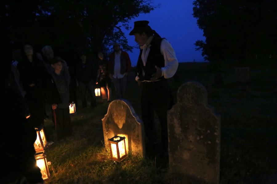 Take a graveyard tour in Annapolis Royal: Nova Scotia Bucket List: 20 of the Best Things To Do When You Visit