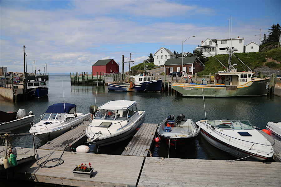 High Tide at Hall Harbour: Nova Scotia Bucket List: 20 of the Best Things To Do When You Visit