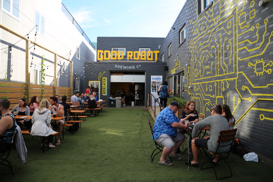 The Good Robot Brewing Company: Nova Scotia Bucket List: 20 of the Best Things To Do When You Visit