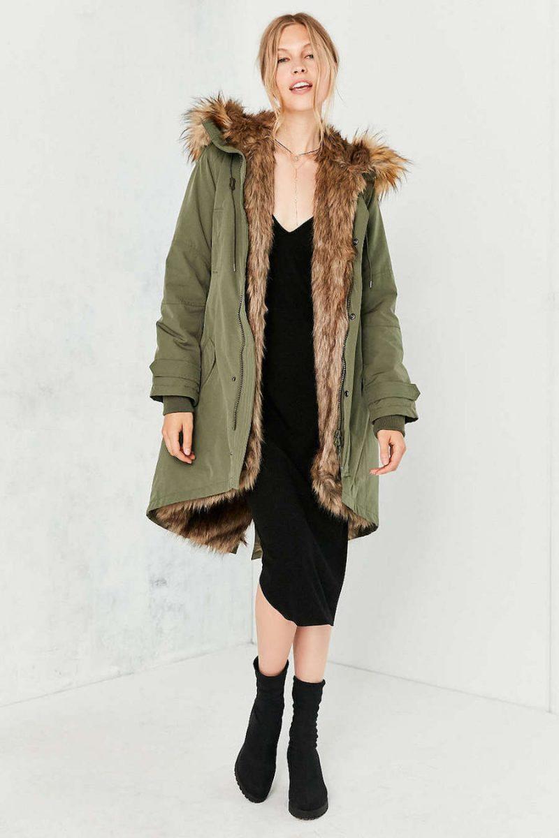 Cool Winter Adventure Jacket