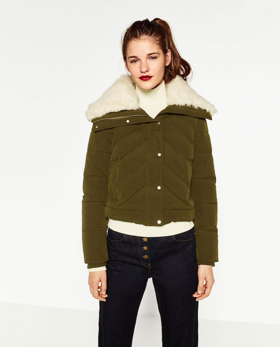 Cute Winter Jacket for Travel