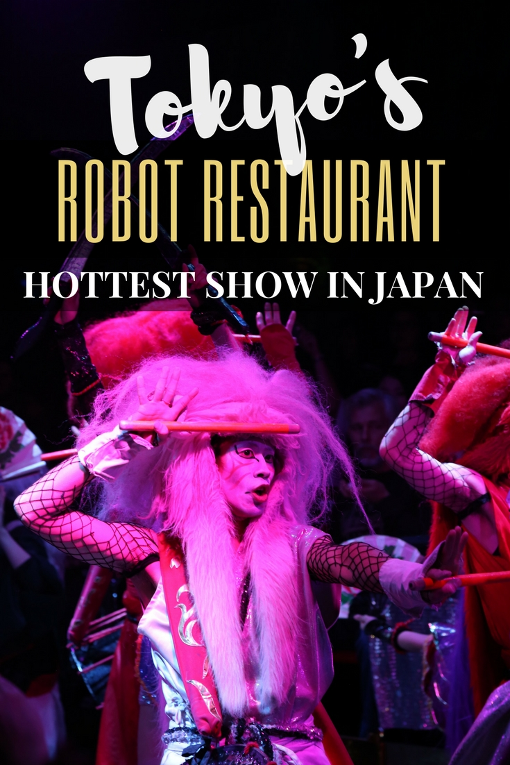 Japan's Hottest Show: Tokyo's Robot Restaurant in Shinjuku