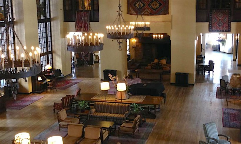 The Majestic Hotel: A stop in Yosemite Valley