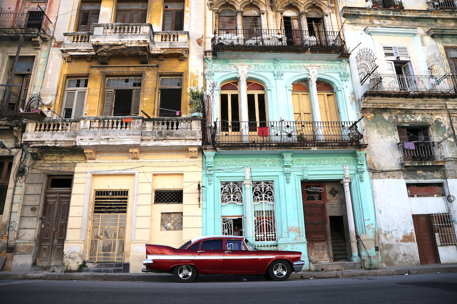 Havana Classic Car: Ultimate Travel Bucket List: 50 Best Experiences & Must See Destinations